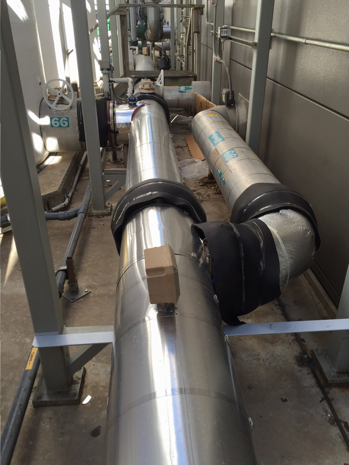 Industrial/Process Piping, Industrial Waste Treatment, Ultrapure